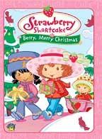 Strawberry Shortcake - Berry, Merry Christmas