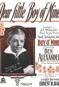 Boy of Mine