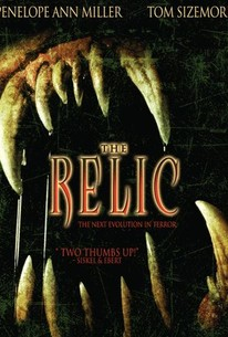 The Relic (1997) - Rotten Tomatoes