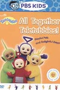 Teletubbies - All Together Teletubbies