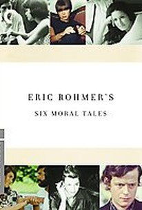 Six Moral Tales By Eric Rohmer