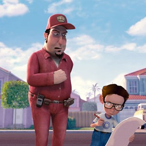 A Scene From The Animated Movie The Ant Bully Credit Warner Brothers Pictures