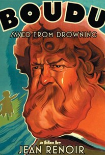 Boudu Saved From Drowning (Bondé sauvé des eaux)