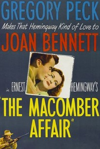 The Macomber Affair (The Great White Hunter)