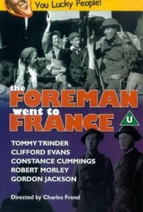 The Foreman Went to France (Somewhere in France)