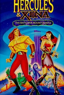 Hercules and Xena: The Battle for Mt. Olympus