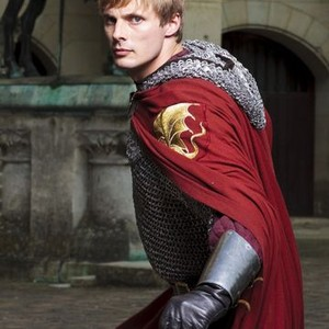 Bradley James as Arthur Pendragon