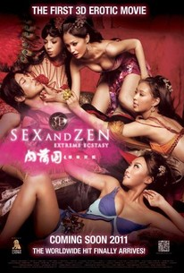 3-D Sex and Zen: Extreme Ecstasy (2011) - Rotten Tomatoes
