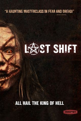 Poster for Last Shift (2015)