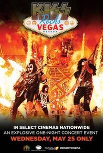 Kiss Rocks Vegas