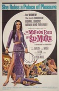 The Million Eyes of Sumuru (The 1000 Eyes of Su-Muru) (The Slaves of Sumuru)