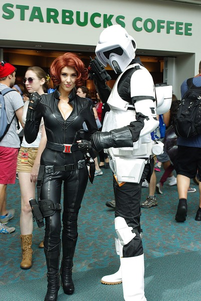 San Diego Comic-Con 2015 Cosplay Photos Pictures
