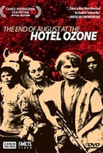 End of August at the Hotel Ozone