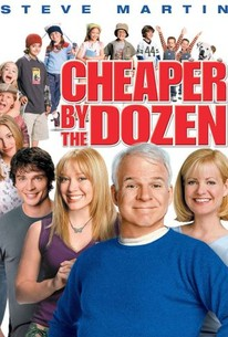 Cheaper by the Dozen (2003) - Rotten Tomatoes