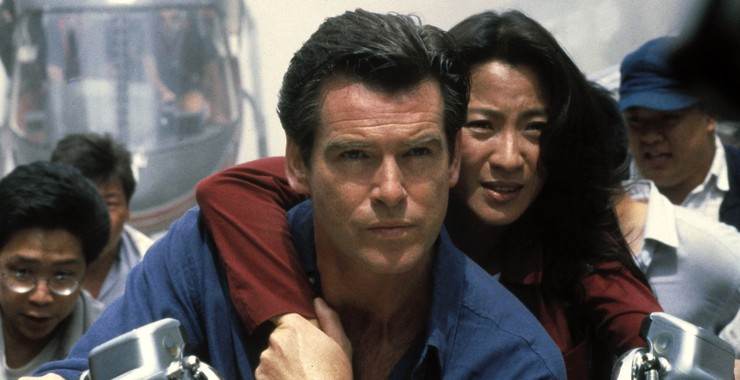Tomorrow Never Dies 1997 Rotten Tomatoes