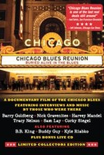 Chicago Blues Reunion: Buried Alive in the Blues